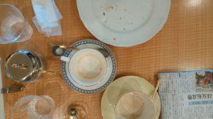 cafe verdiのコーヒー