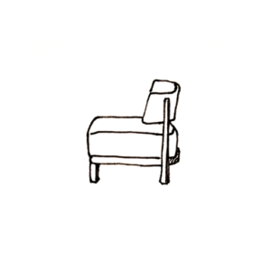 one's chair