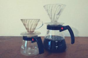 50gのコーヒー豆と800ccの水から、6000ccのアイスコーヒーが完成。