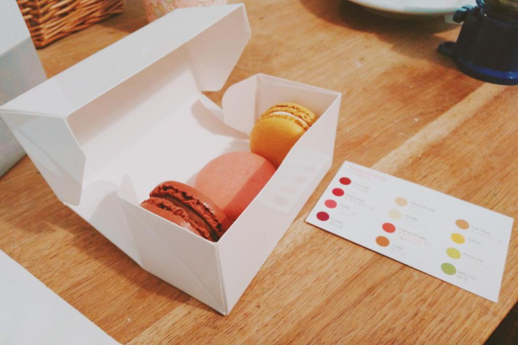 2019年2月。サロン・デュ・ショコラで娘のために購入したチョコレート