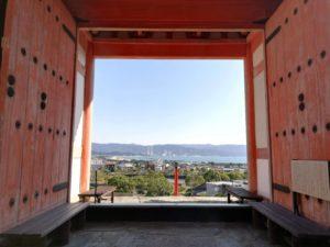 和歌山県。和歌の浦